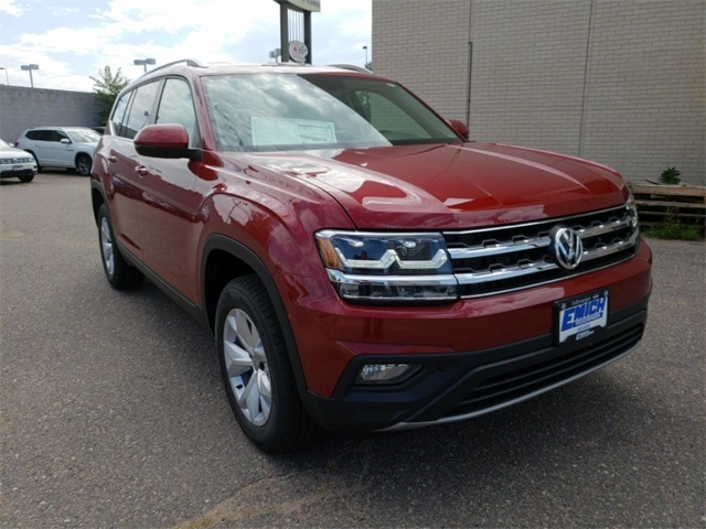 New 2018 Volkswagen Atlas SE with 4MOTION®
