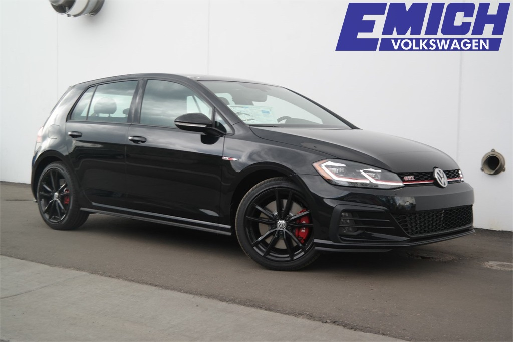 vw golf gti rabbit edition 2019