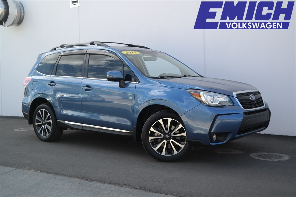 Pre Owned 2017 Subaru Forester 2 0xt Touring