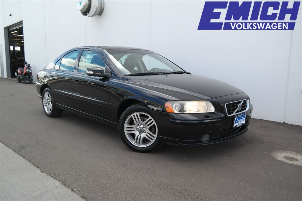 Pre-Owned 2007 Volvo S60 2.5T