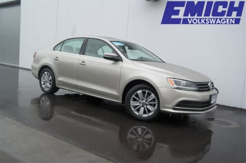 Certified Pre-Owned 2016 Volkswagen Jetta 1.4T SE w/ Connectivity