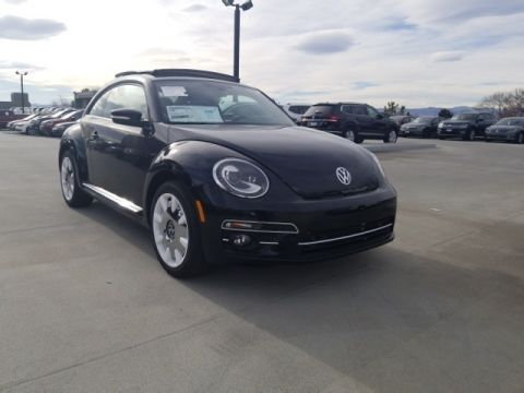 New 2019 Volkswagen Beetle Final Edition SEL
